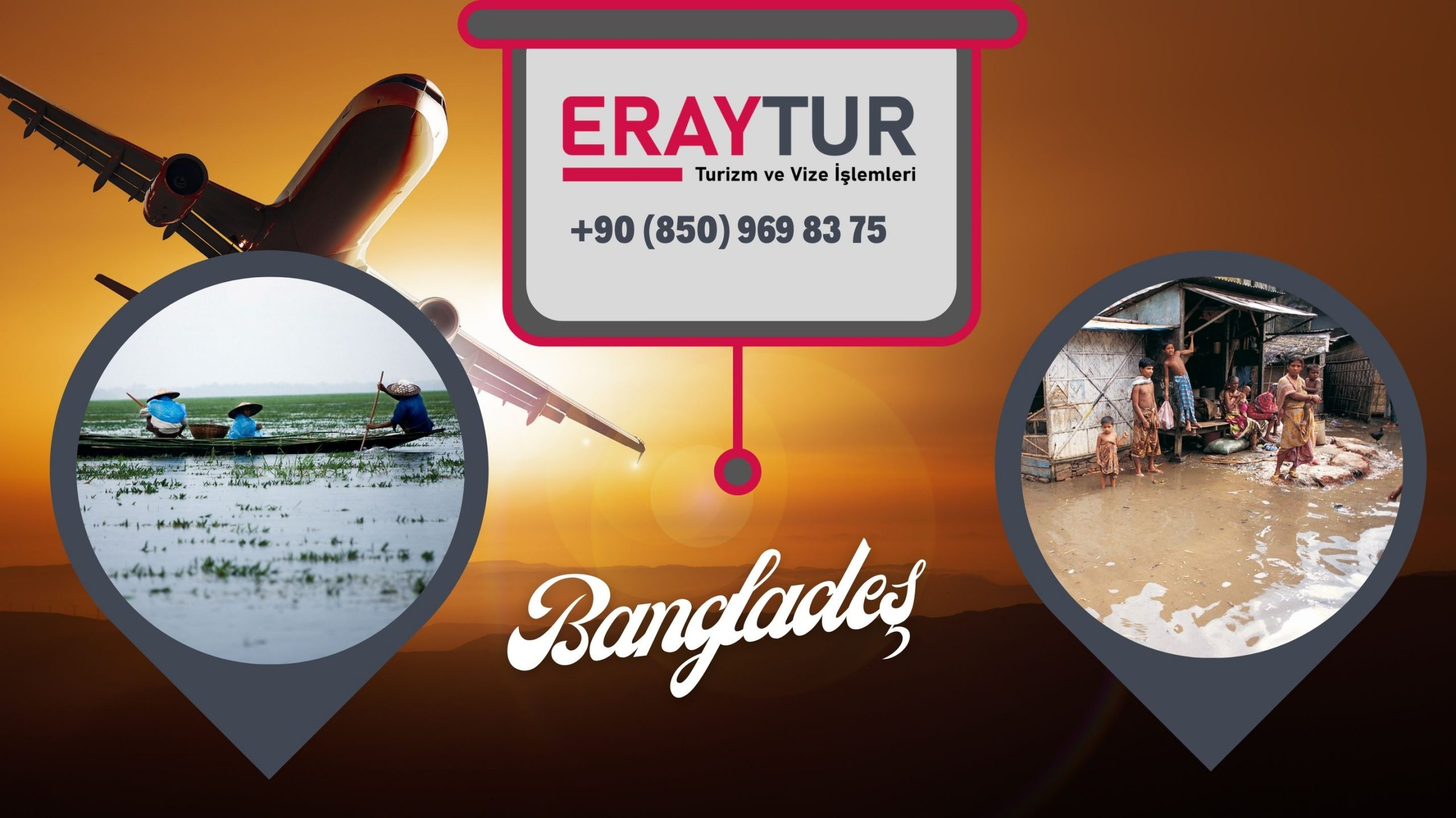 Bangladeş Vizesi Başvuru Merkezleri