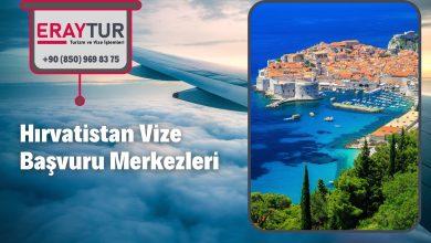 Hırvatistan Vize Başvuru Merkezleri