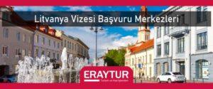 Litvanya vizesi başvuru merkezleri