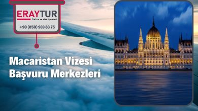 Macaristan Vizesi Başvuru Merkezleri