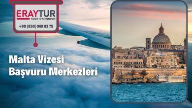 Malta Vizesi Başvuru Merkezleri
