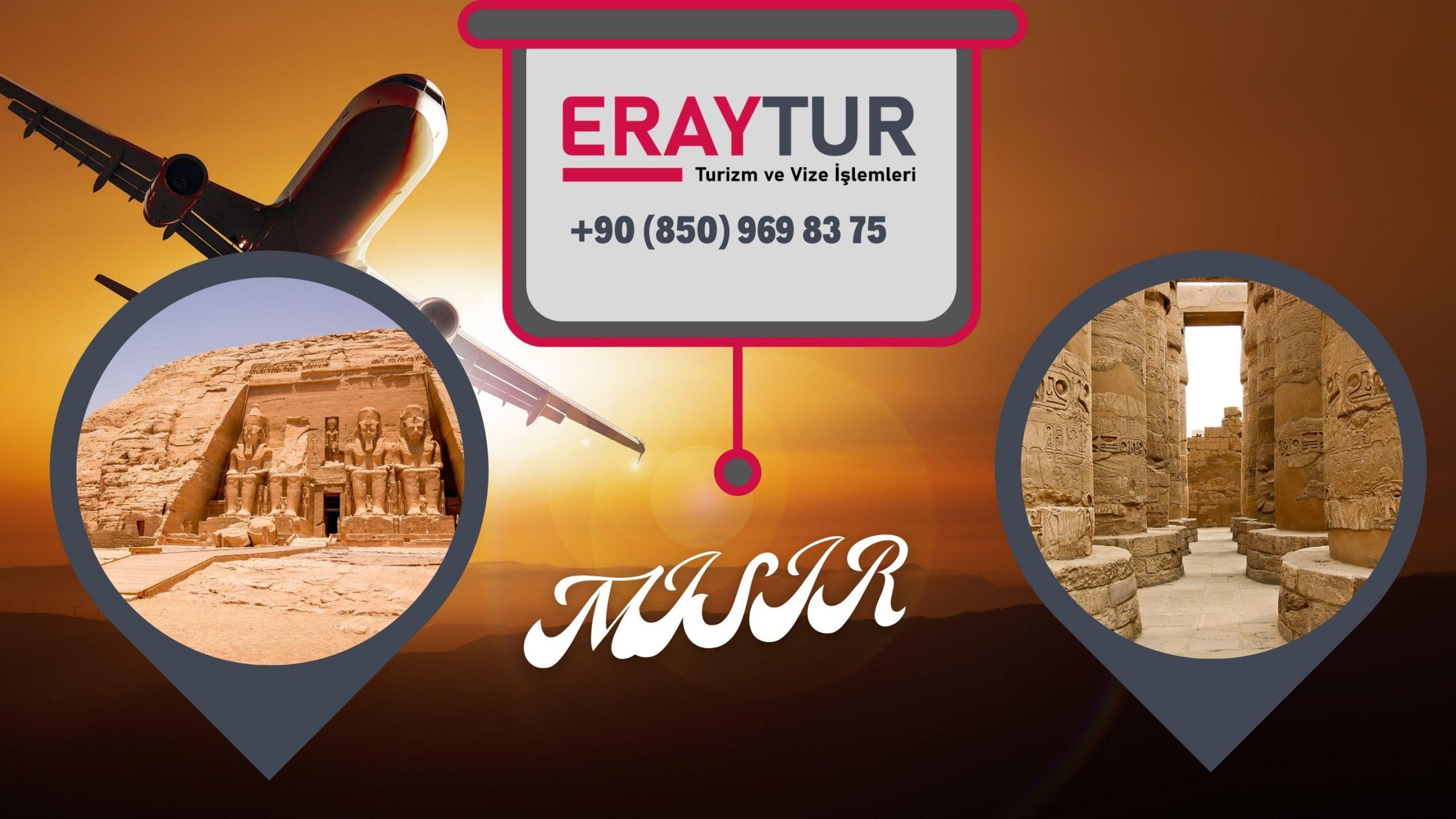Mısır Vizesi Başvuru Merkezleri