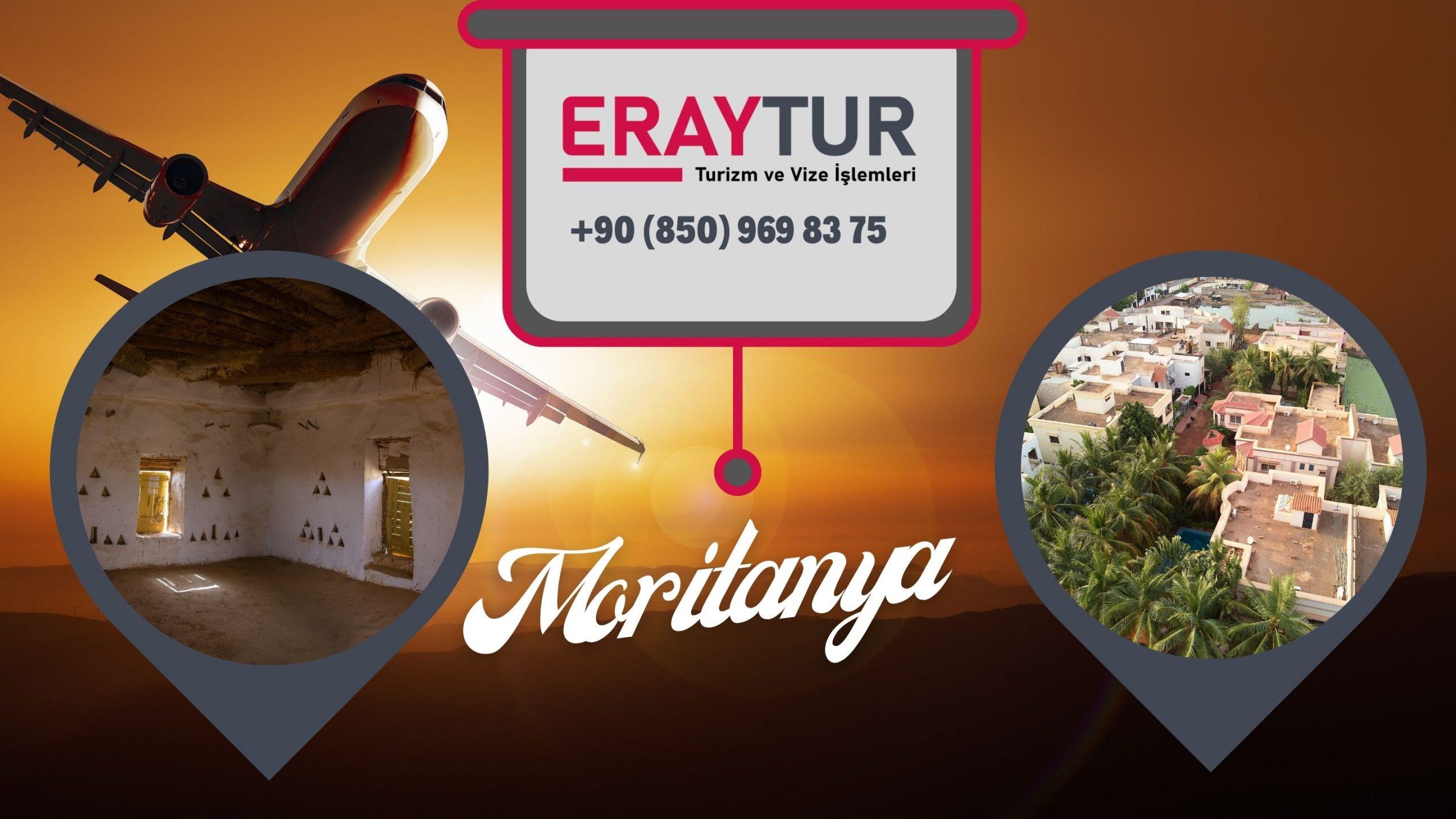 Moritanya Vizesi Başvuru Merkezleri
