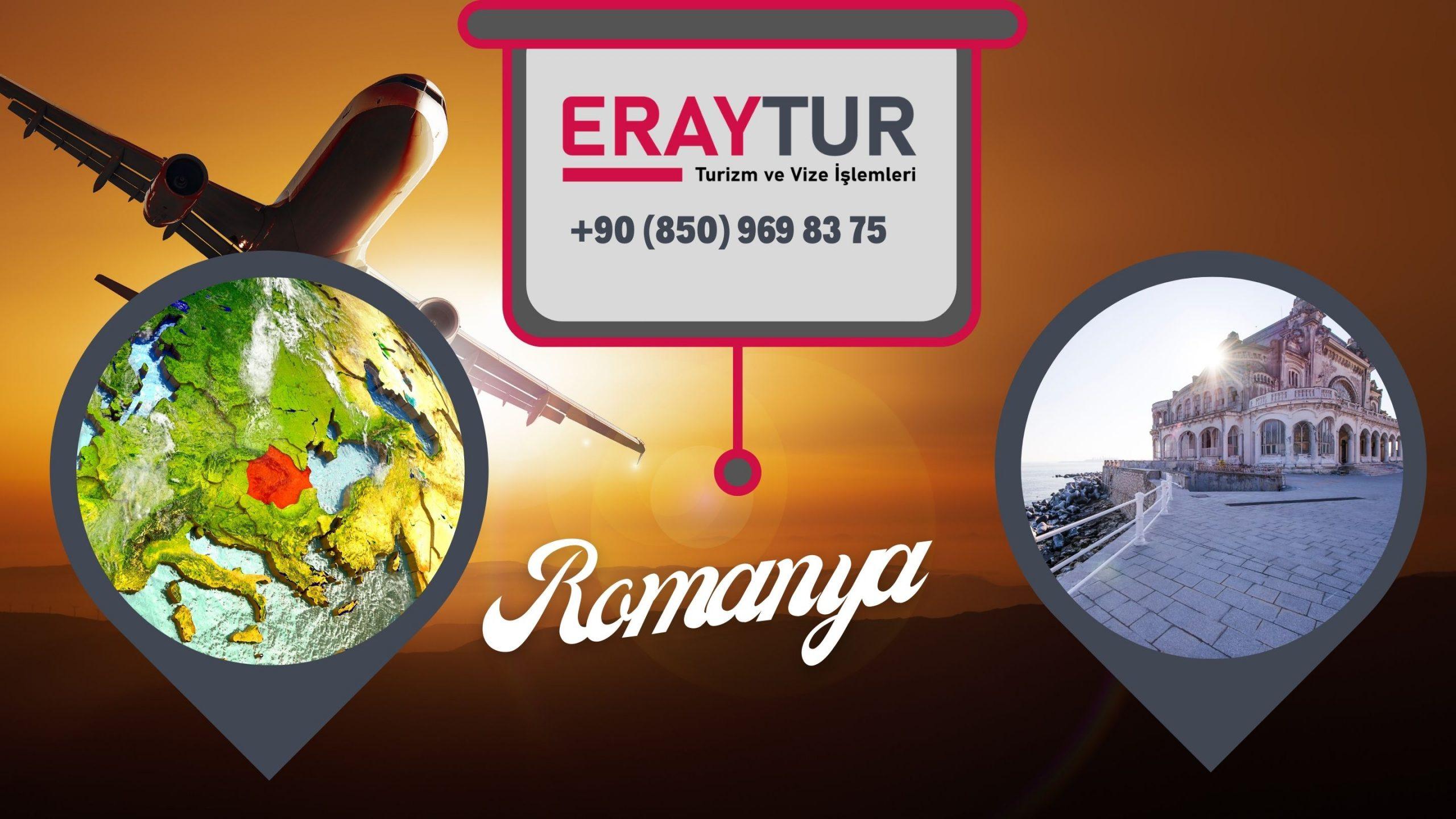 Romanya Seyahat Edilmesi Gereken Yerler