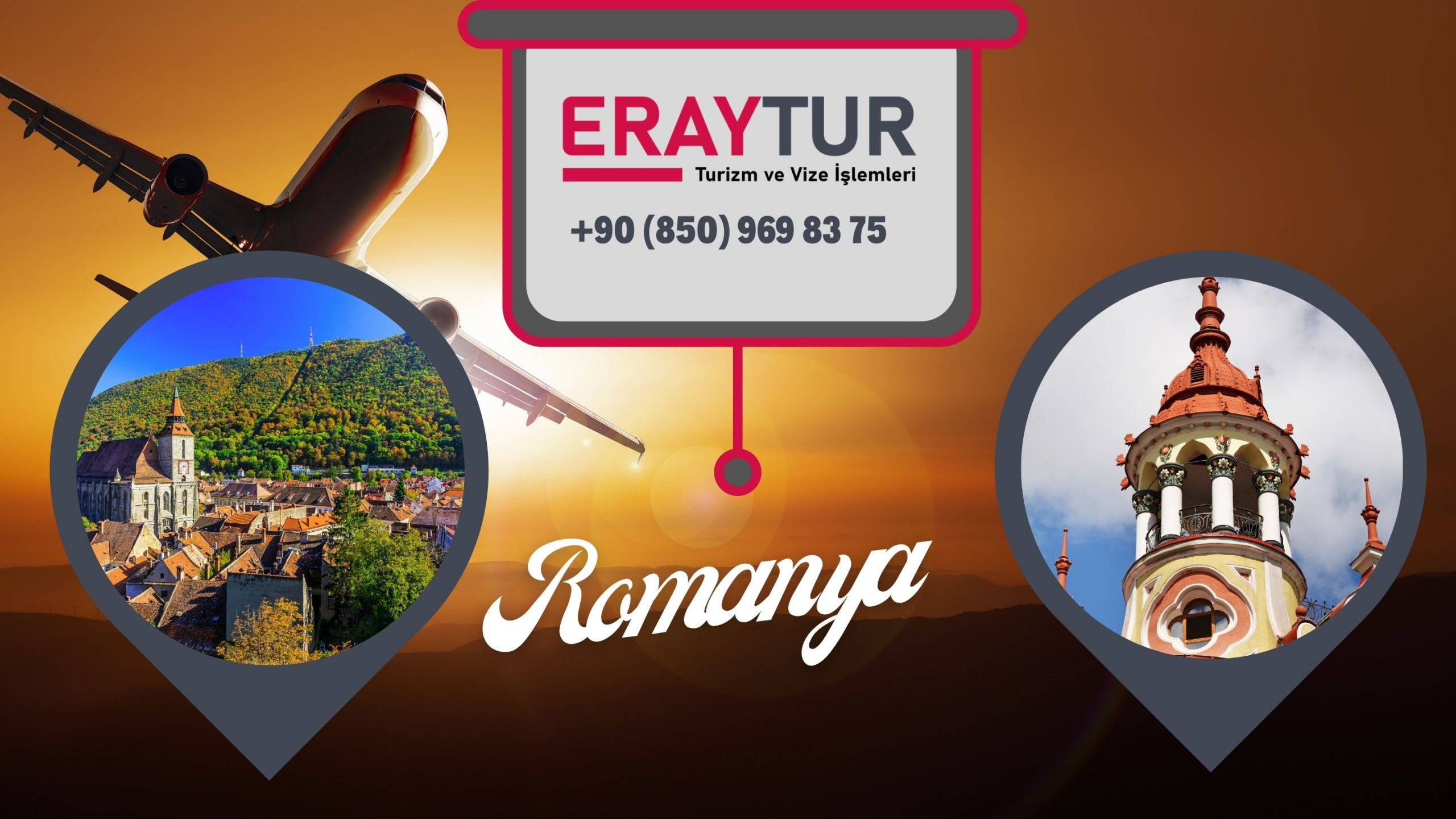 Romanya Vize Başvuru Merkezleri
