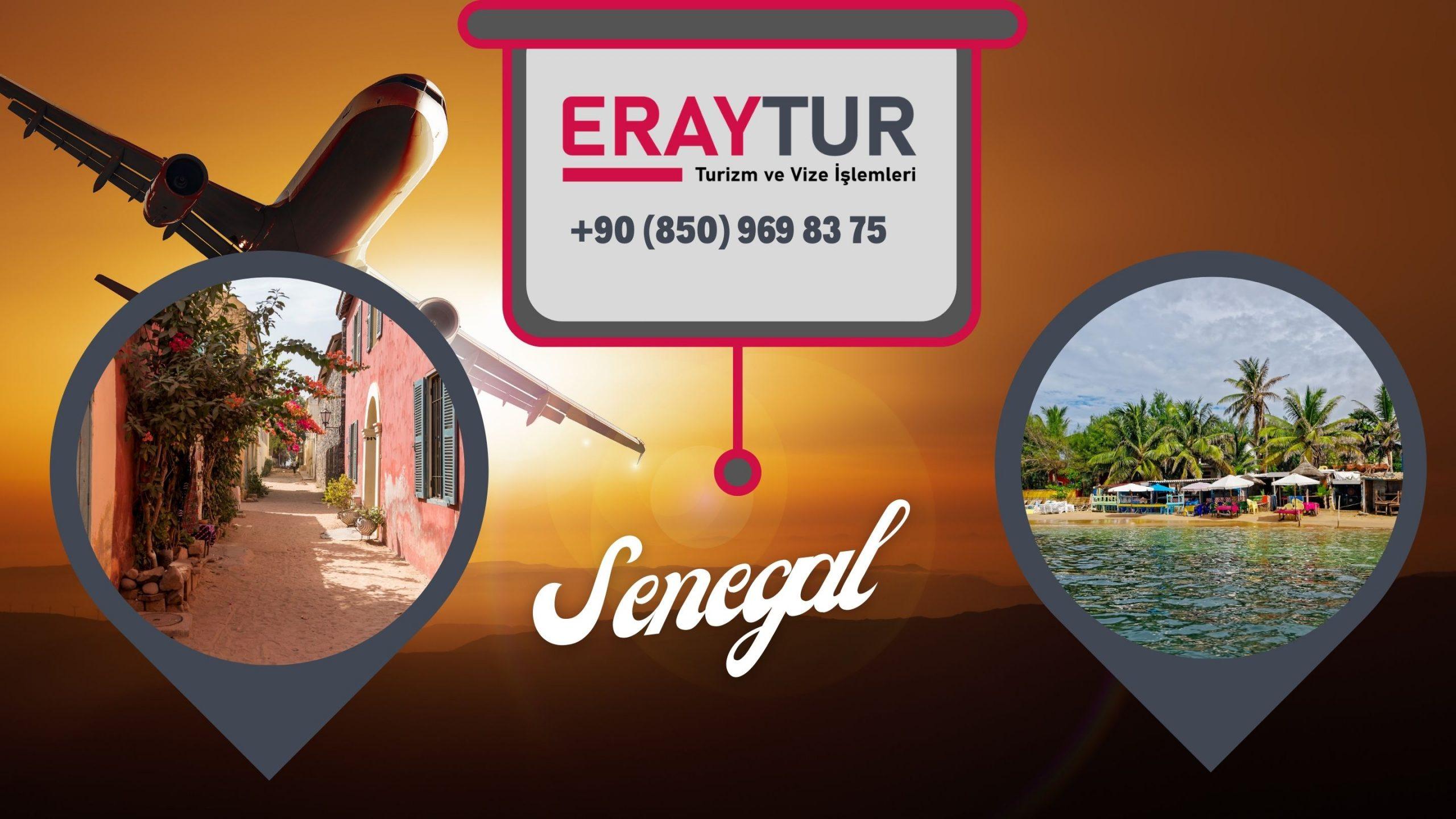Senegal Vize Başvuru Merkezleri