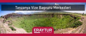 Tanzanya vize başvuru merkezleri
