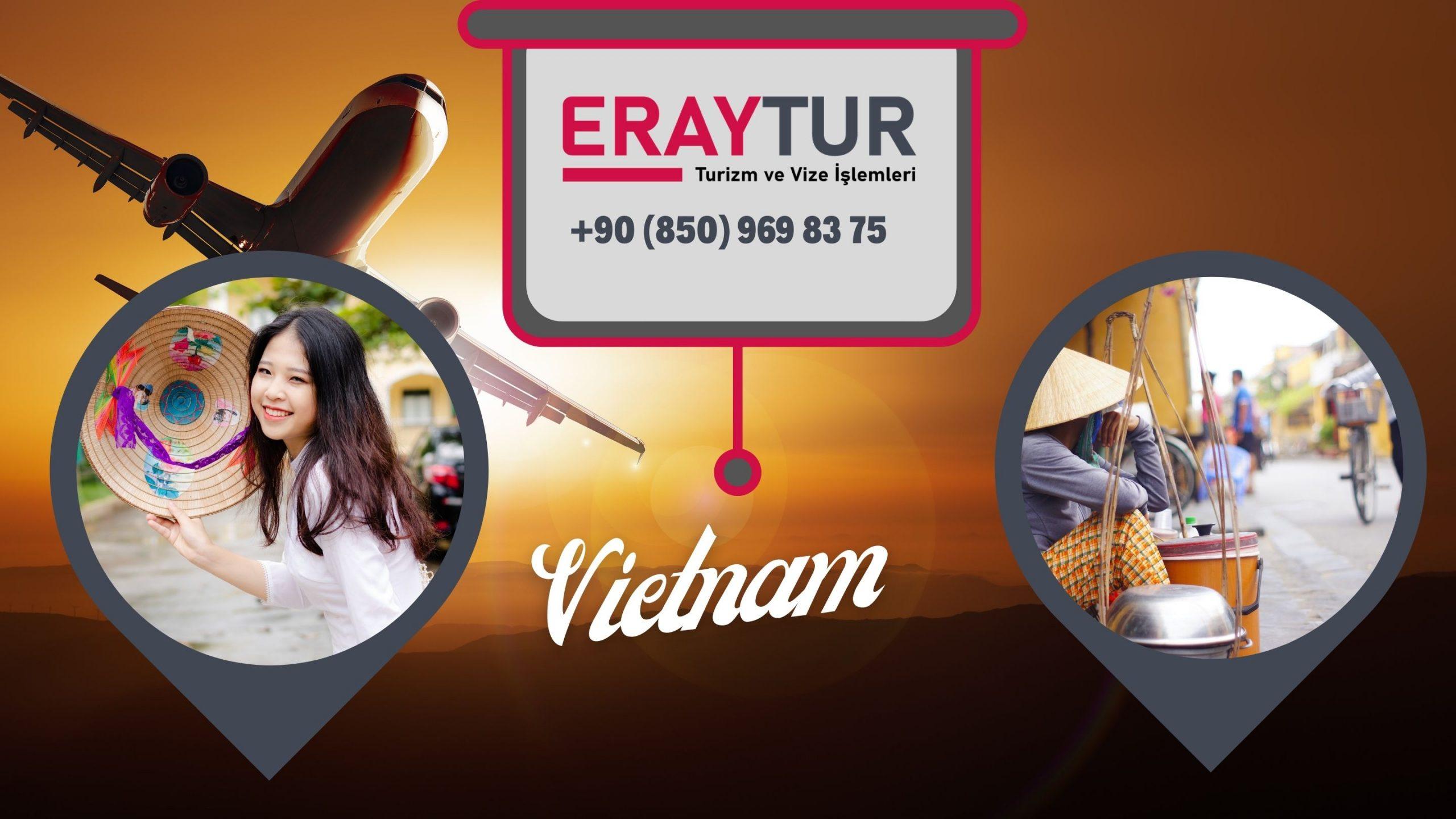 Vietnam Vize Başvuru Merkezleri