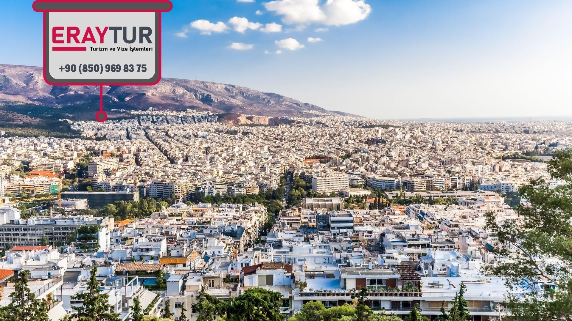 Yunanistan Vize Başvuru Merkezleri İletişim