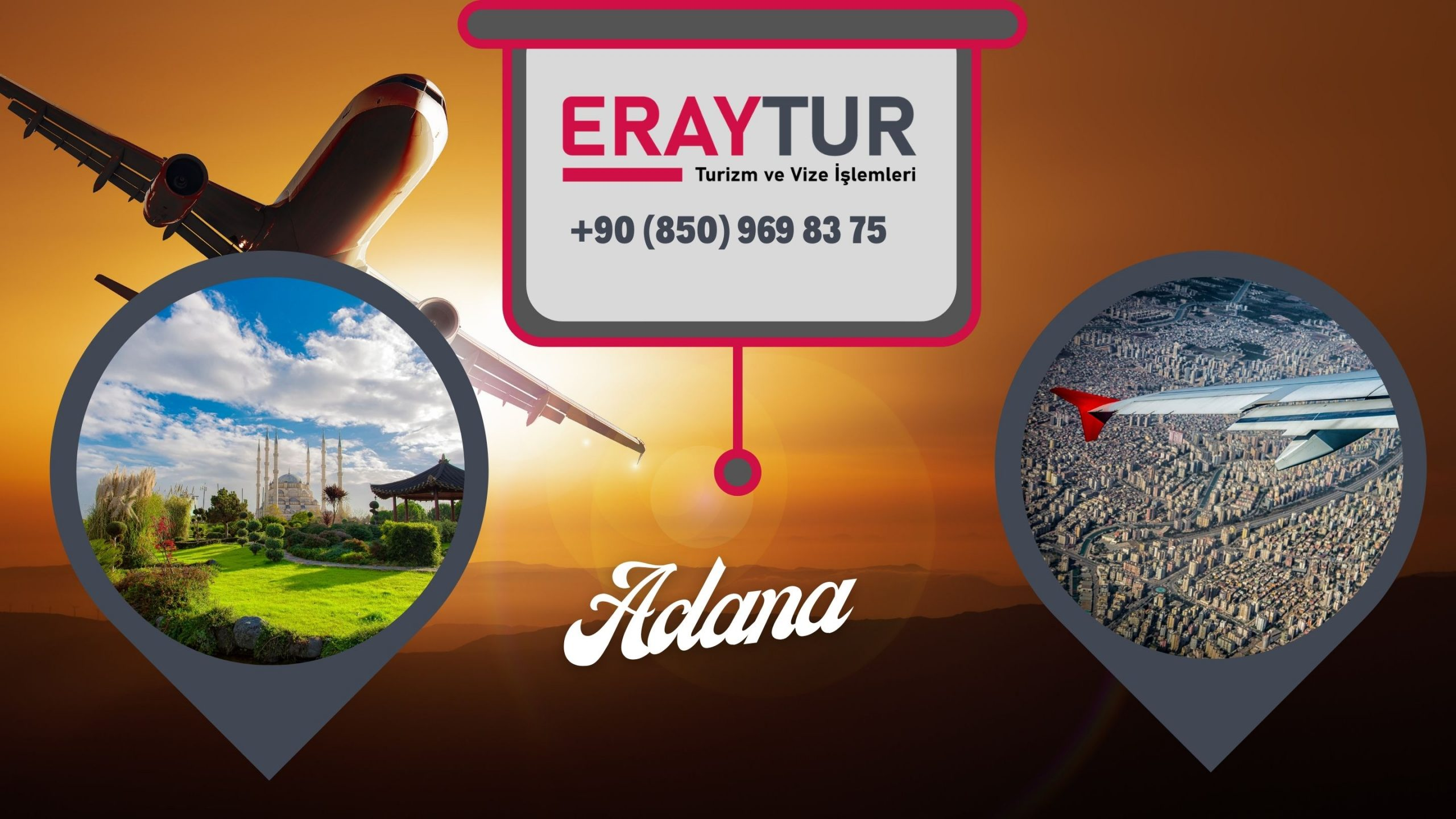 Adana İdata ile Vize Başvurusu