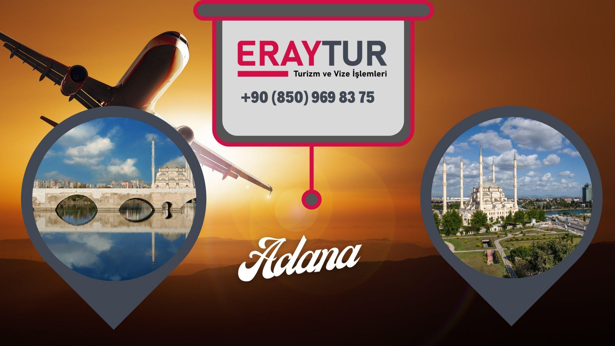 Adana Vfs Global ile Vize Başvurusu