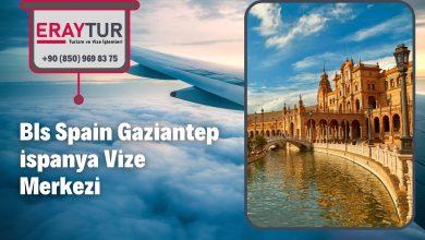 Bls Spain Gaziantep ispanya Vize Merkezi