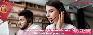 Hırvatistan VFS Global Gaziantep