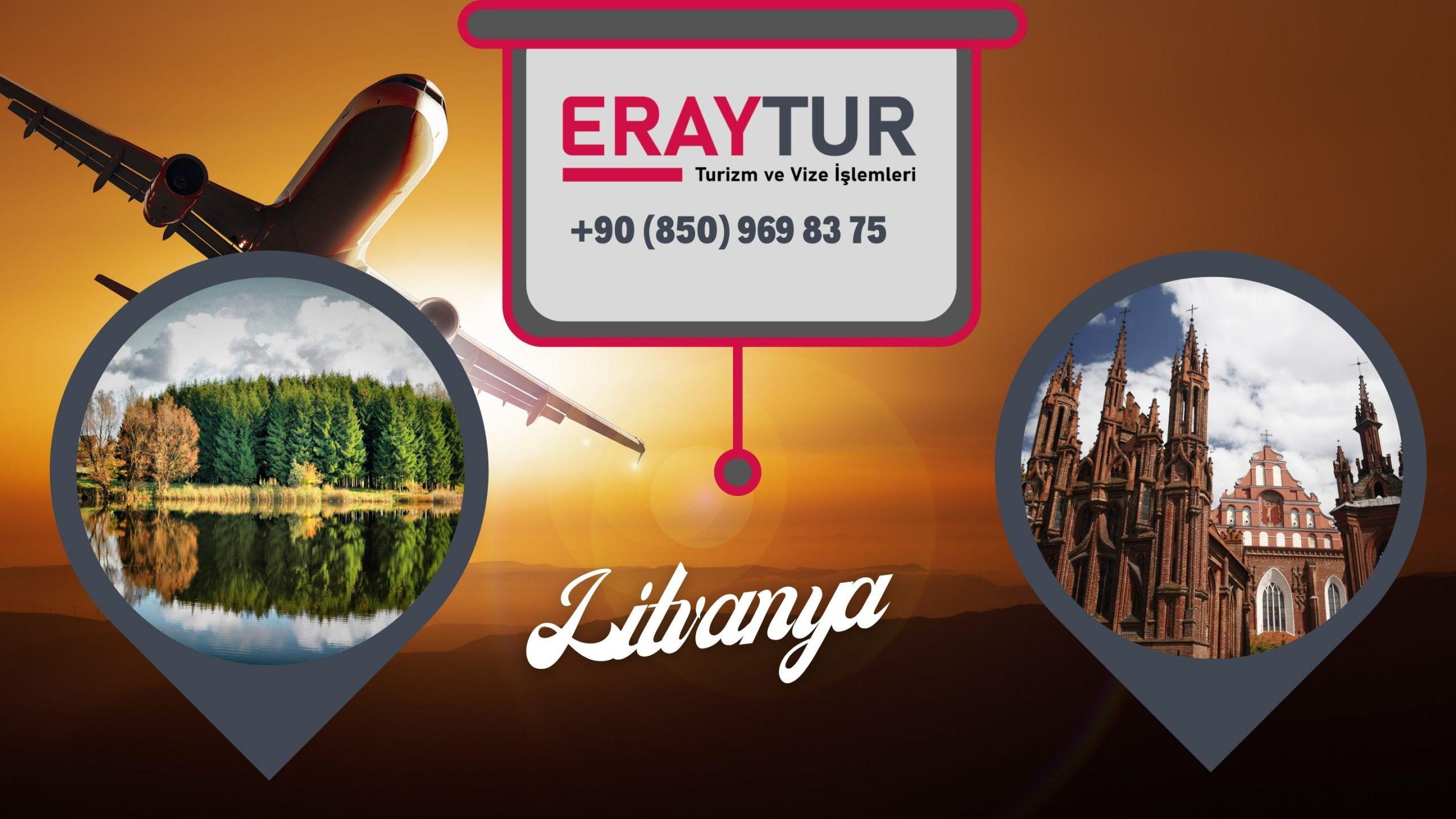 Litvanya Vfs Global Gaziantep ile Vize Başvurusu