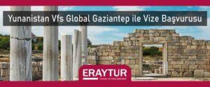 Yunanistan vifs global Gaziantep