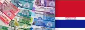 Gambiya vize ücreti