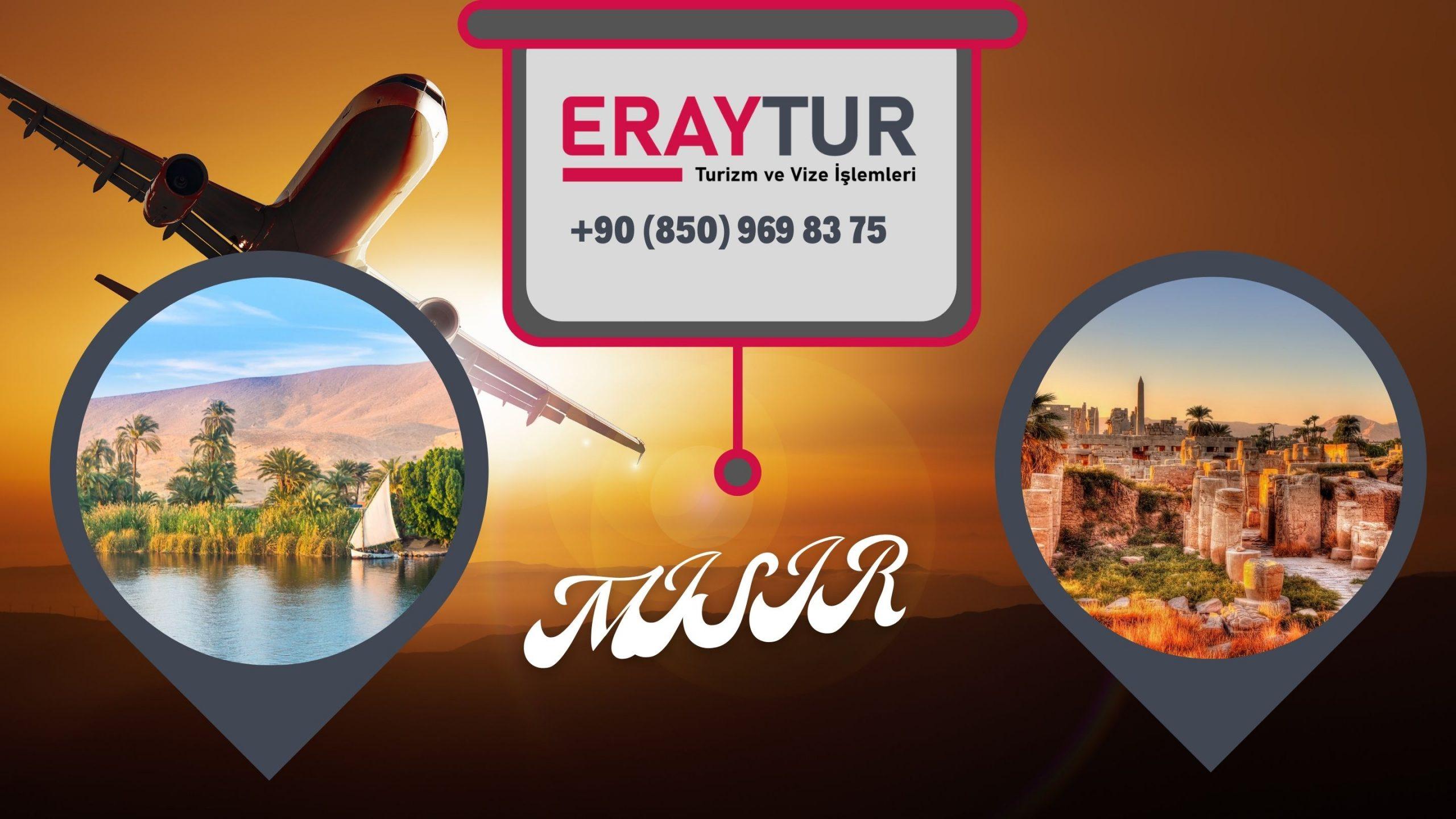 Mısır Vize Ücreti
