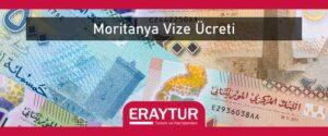 Moritanya vize ücreti
