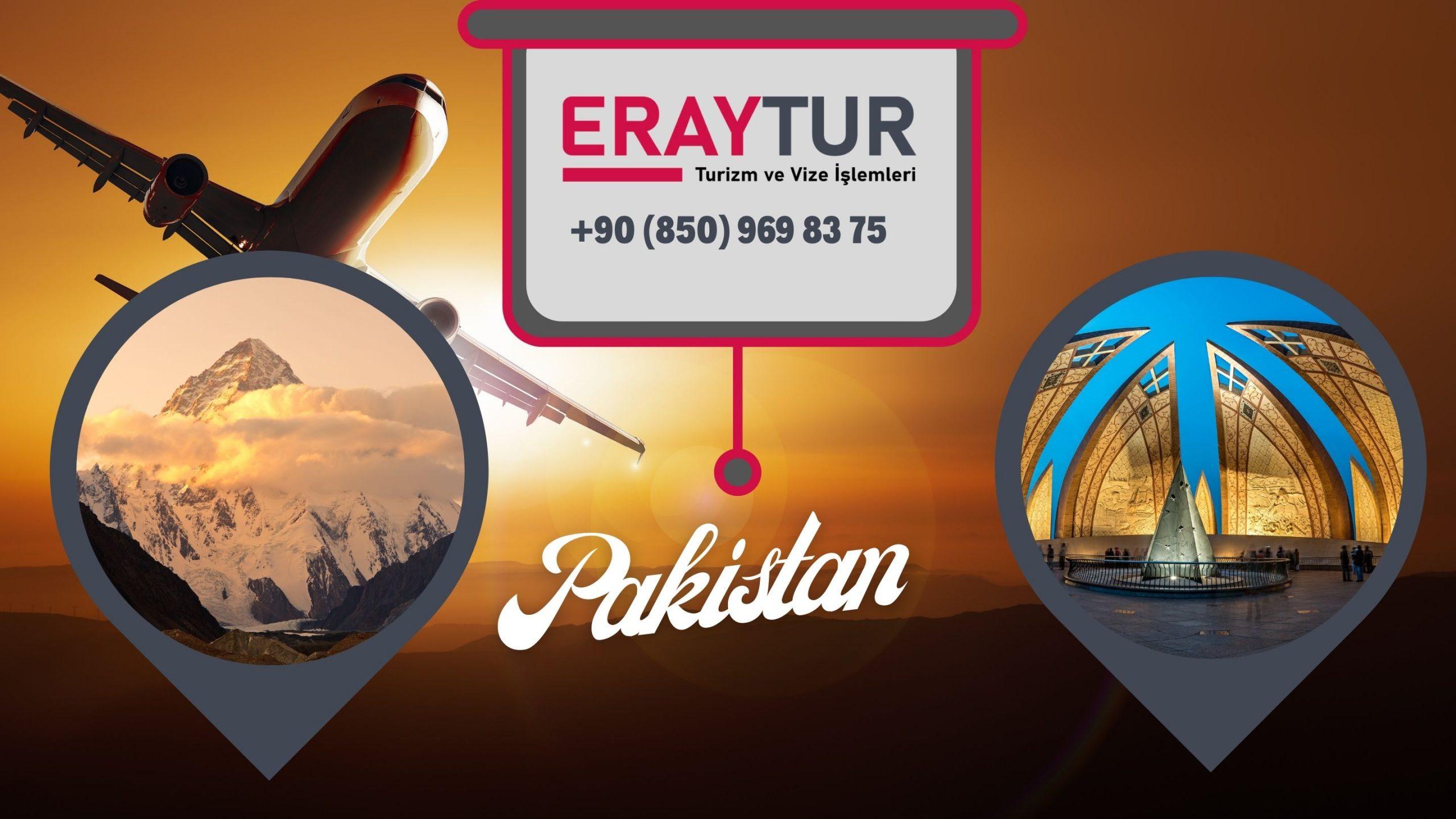 Pakistan Vize Ücreti
