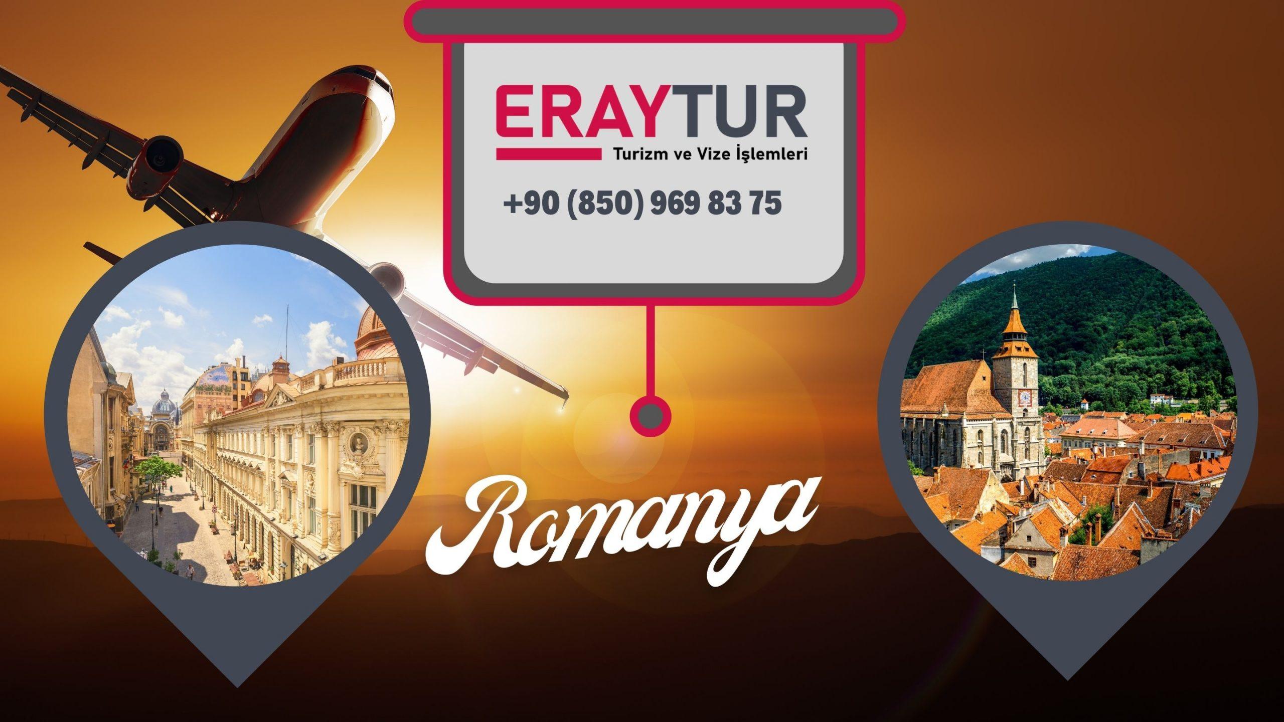 Romanya Vize Ücreti