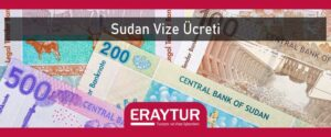Sudan vize ücreti