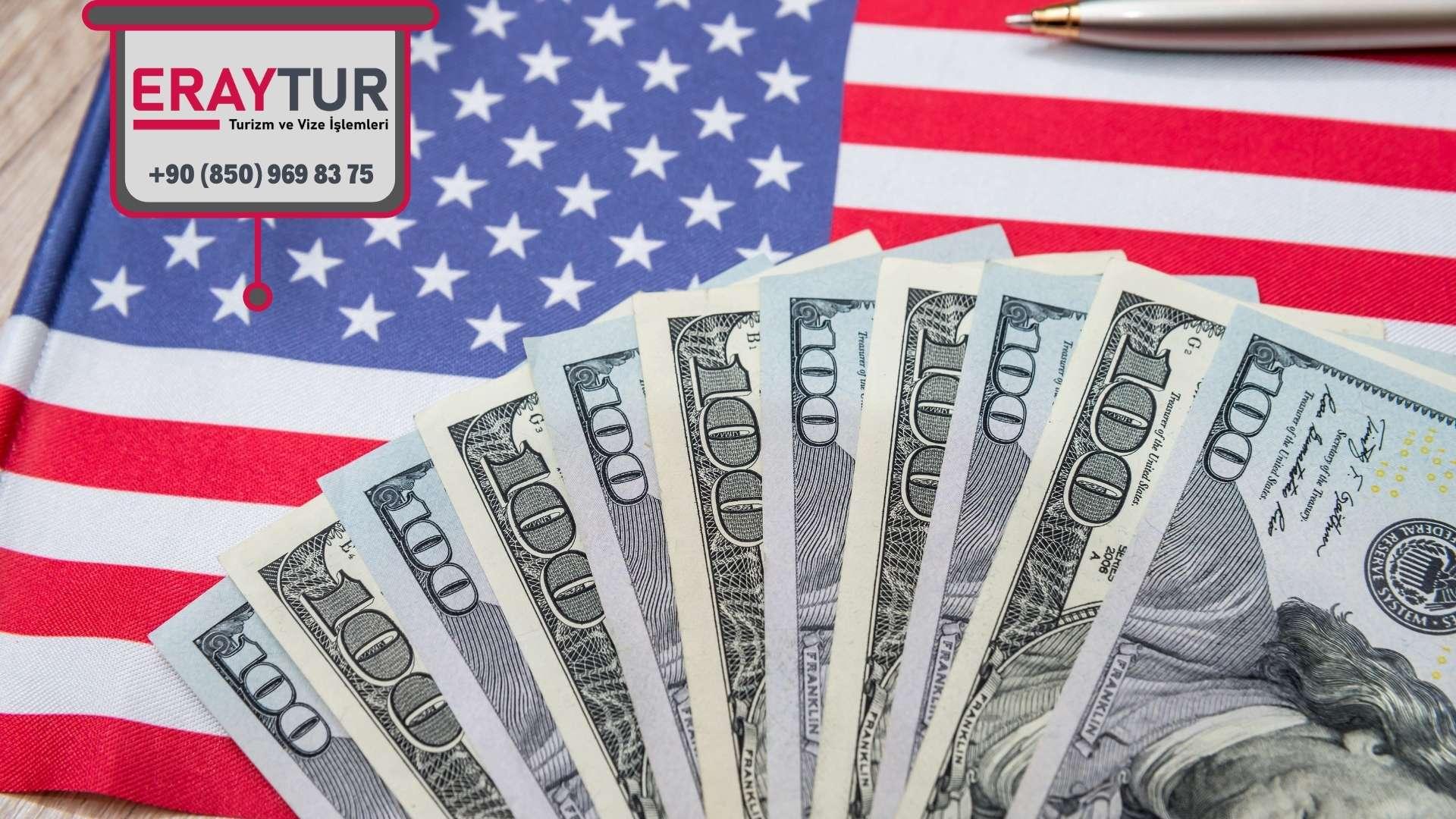 Vize Türlerine Göre Amerika Vize Ücreti