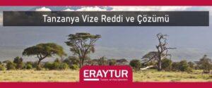 Tanzanya vize reddi