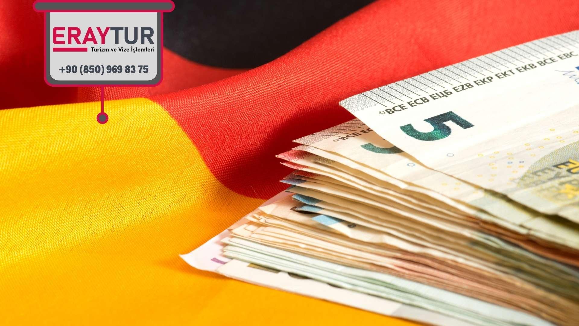 Almanya Vize Ücreti Almanya