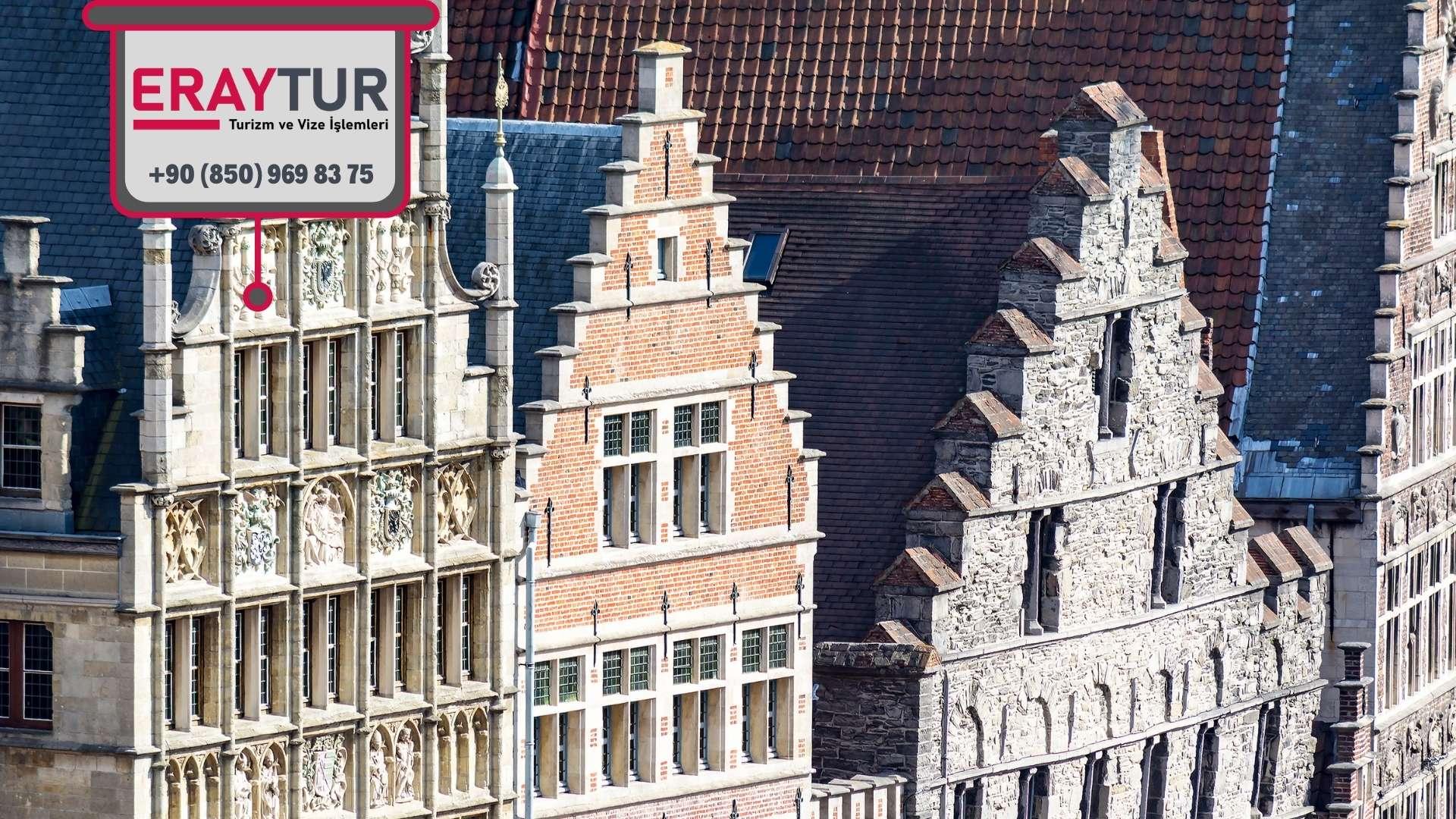 Belçika Vize Ücreti Güncel Rakamlar