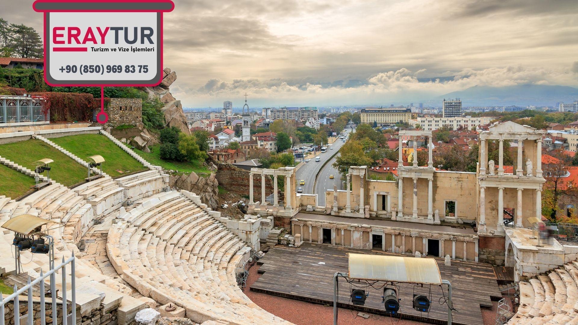 Bulgaristan Turistik Vize Ücreti
