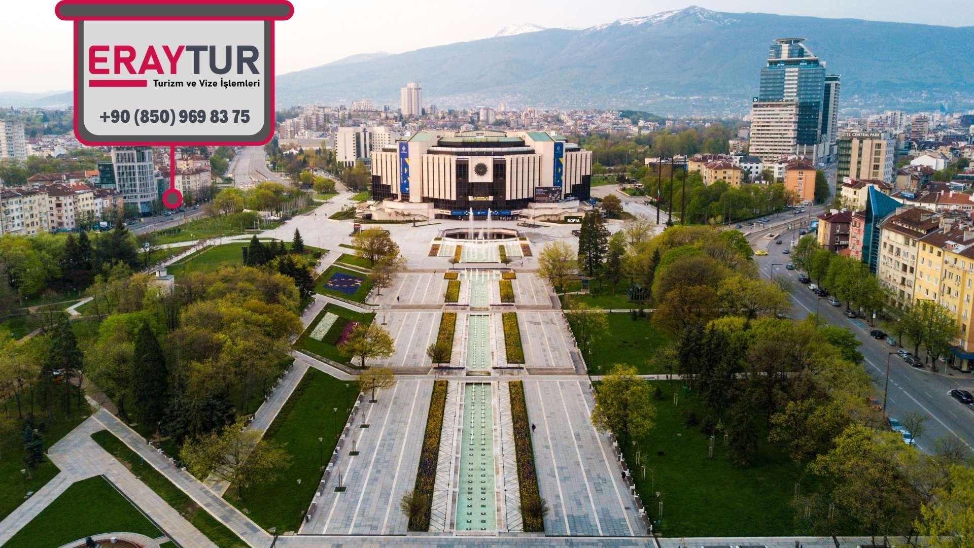 Bulgaristan Vize Merkezi