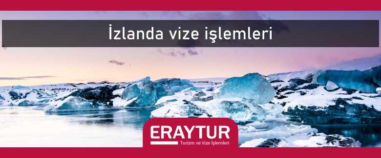 İzlanda vize işlemleri