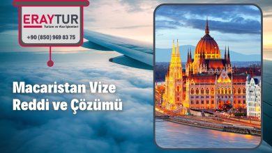 Macaristan Vize Reddi ve Çözümü