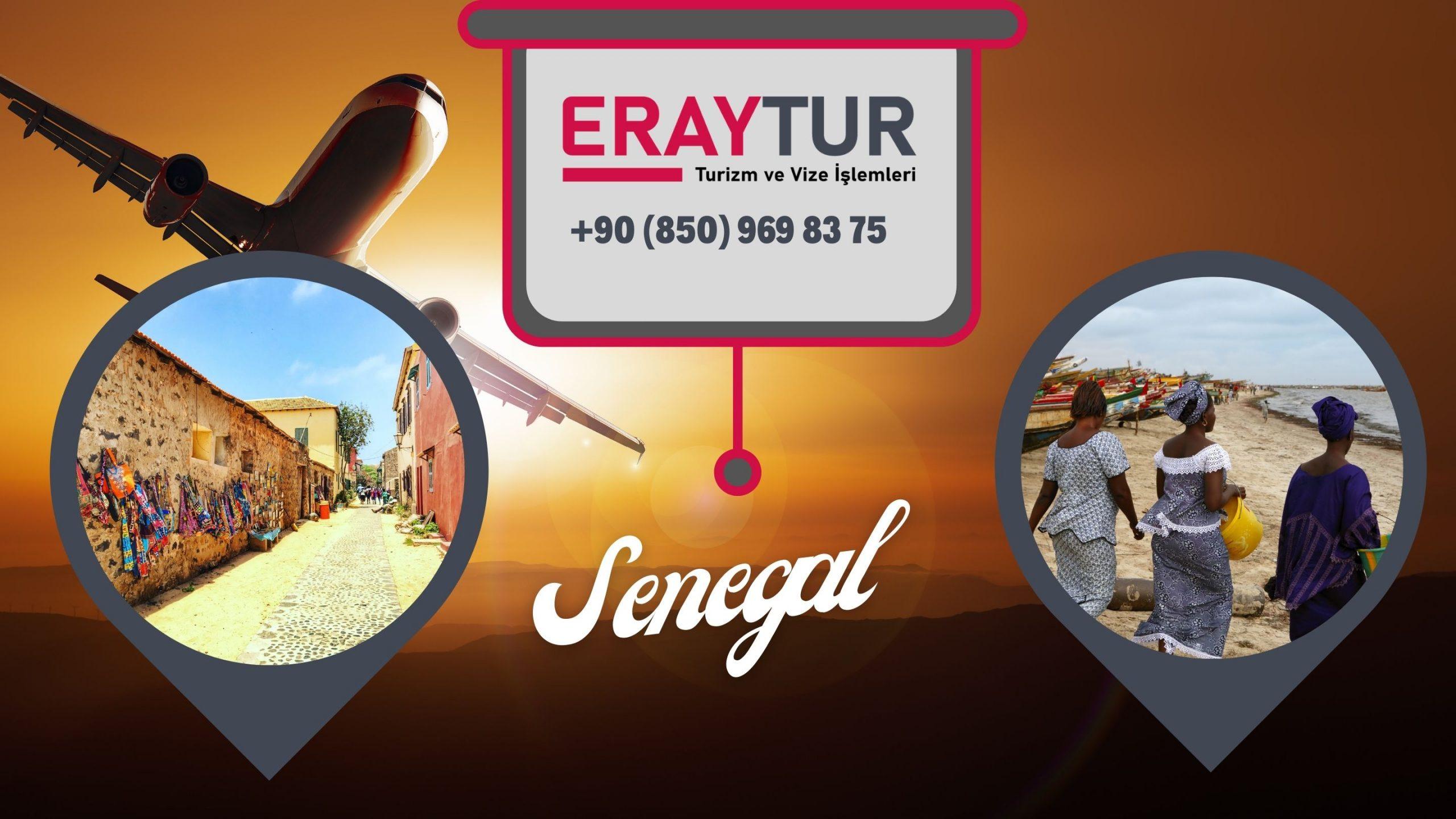 Senegal Vize Ücreti