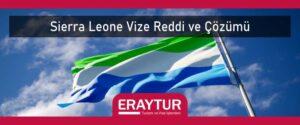 Sierra Leone vize reddi