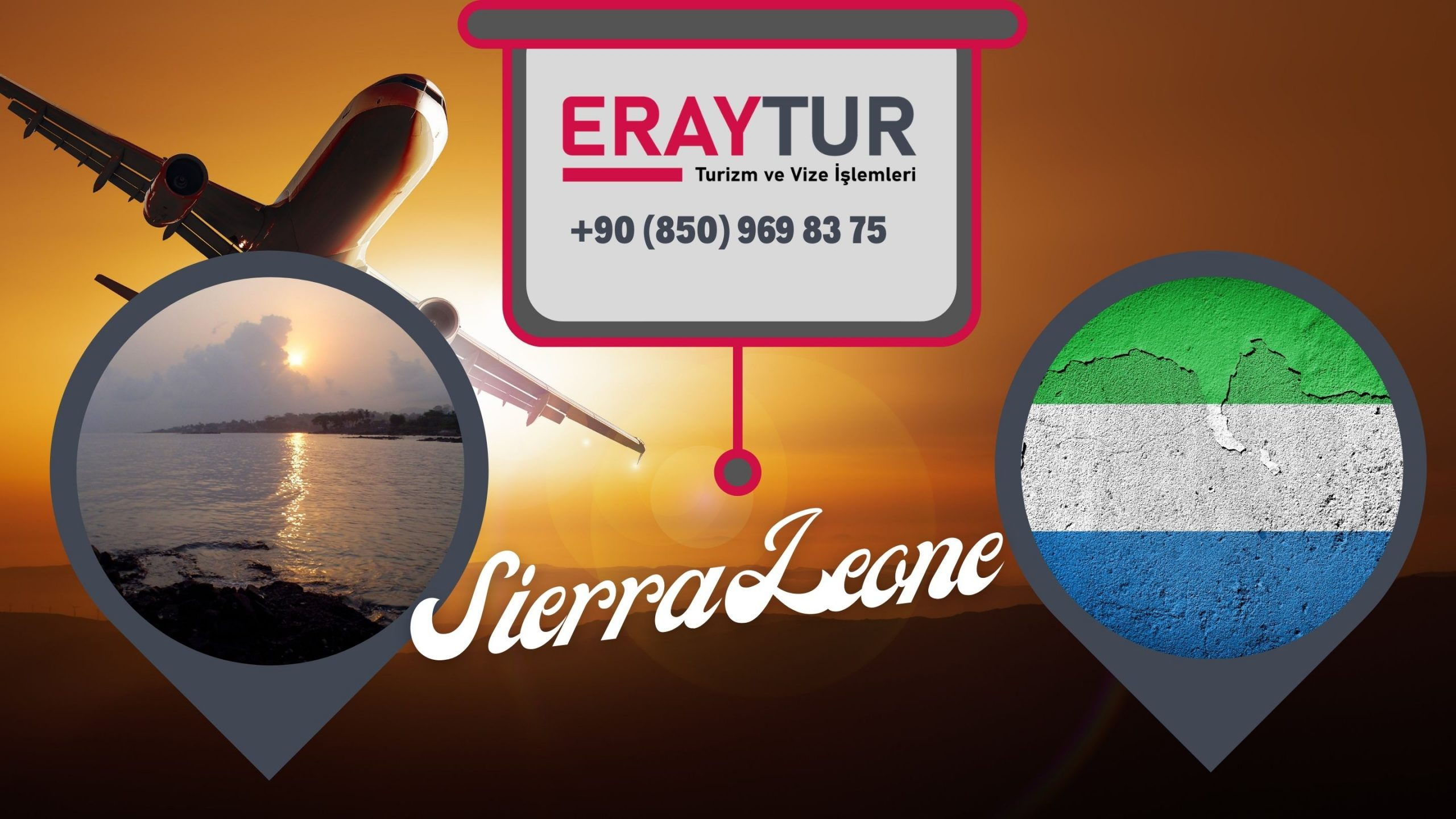 Sierra Leone Vize Ücreti