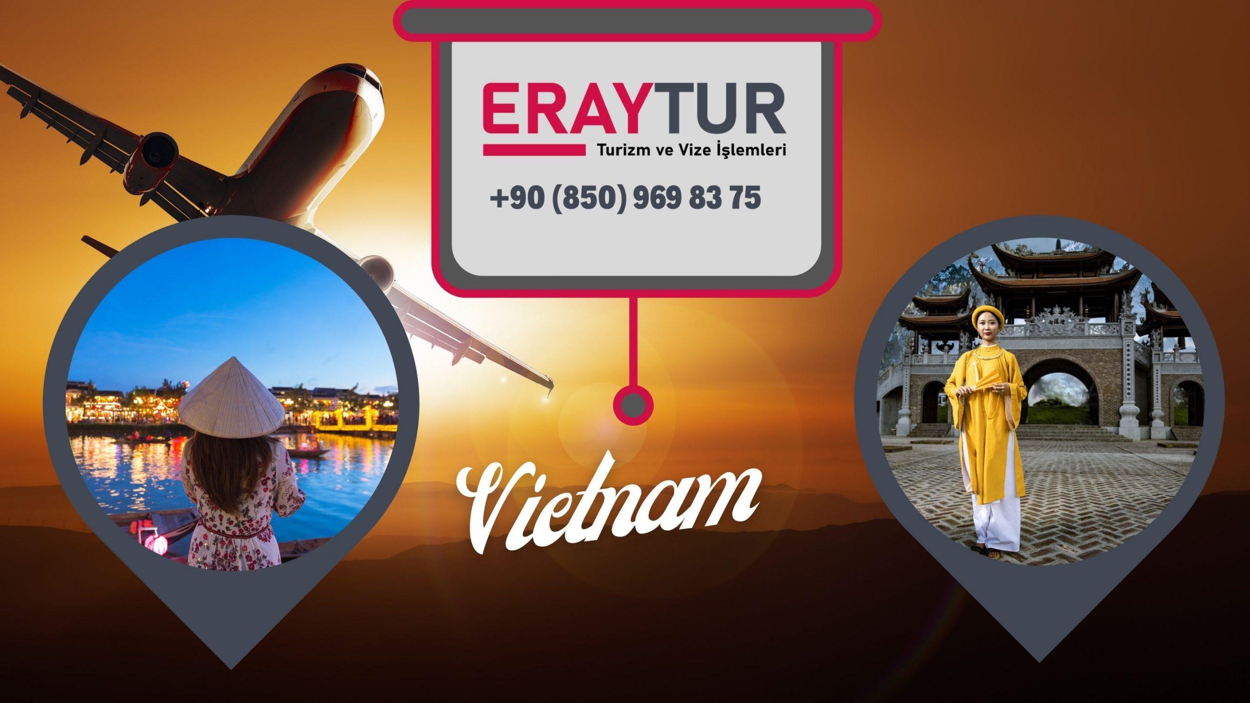 Vietnam Vize Ücreti