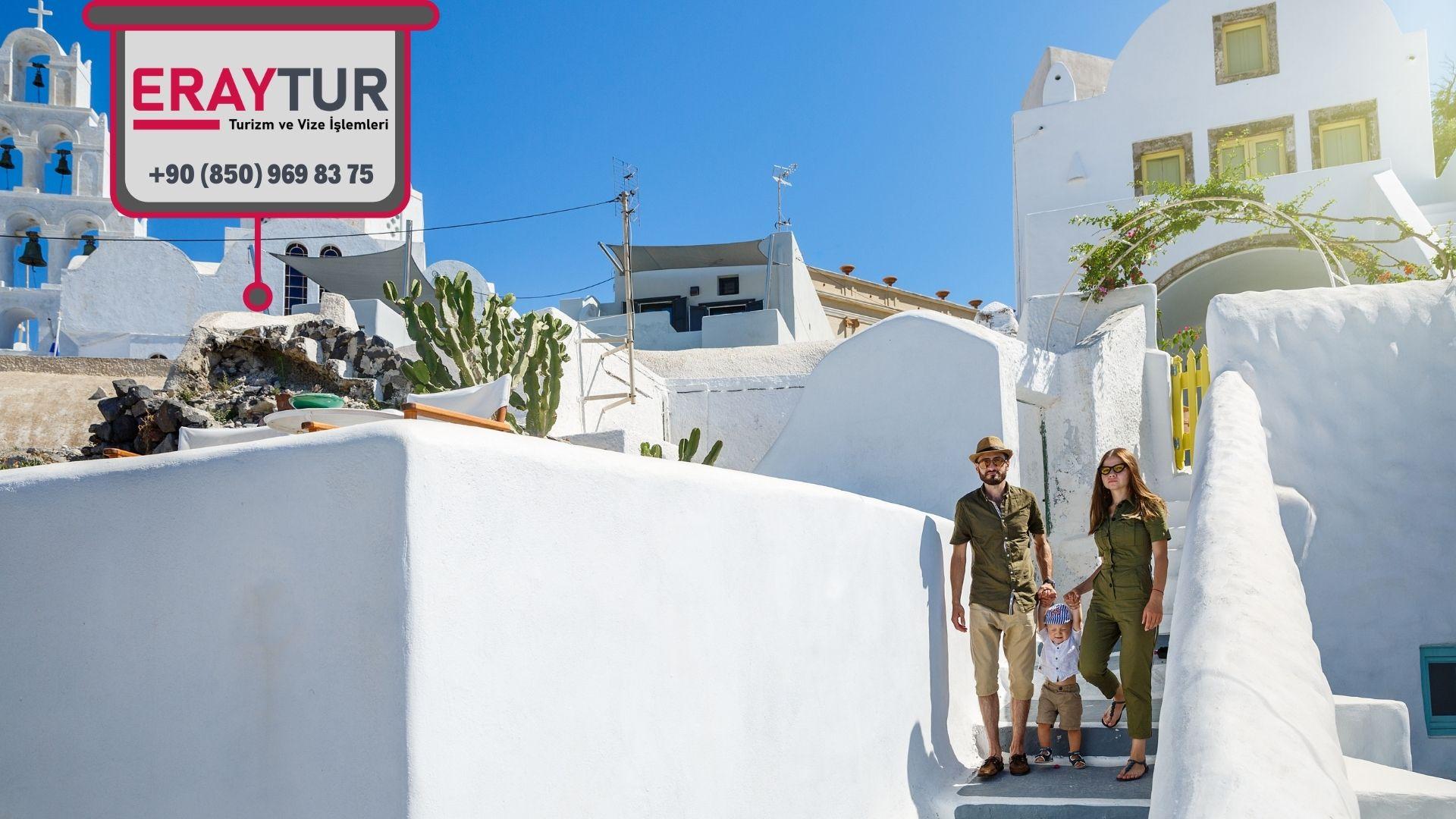 Yunanistan Aile Birleşimi Vizesi Gerekli Evrakların Listesi