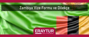 Zambiya vize formu