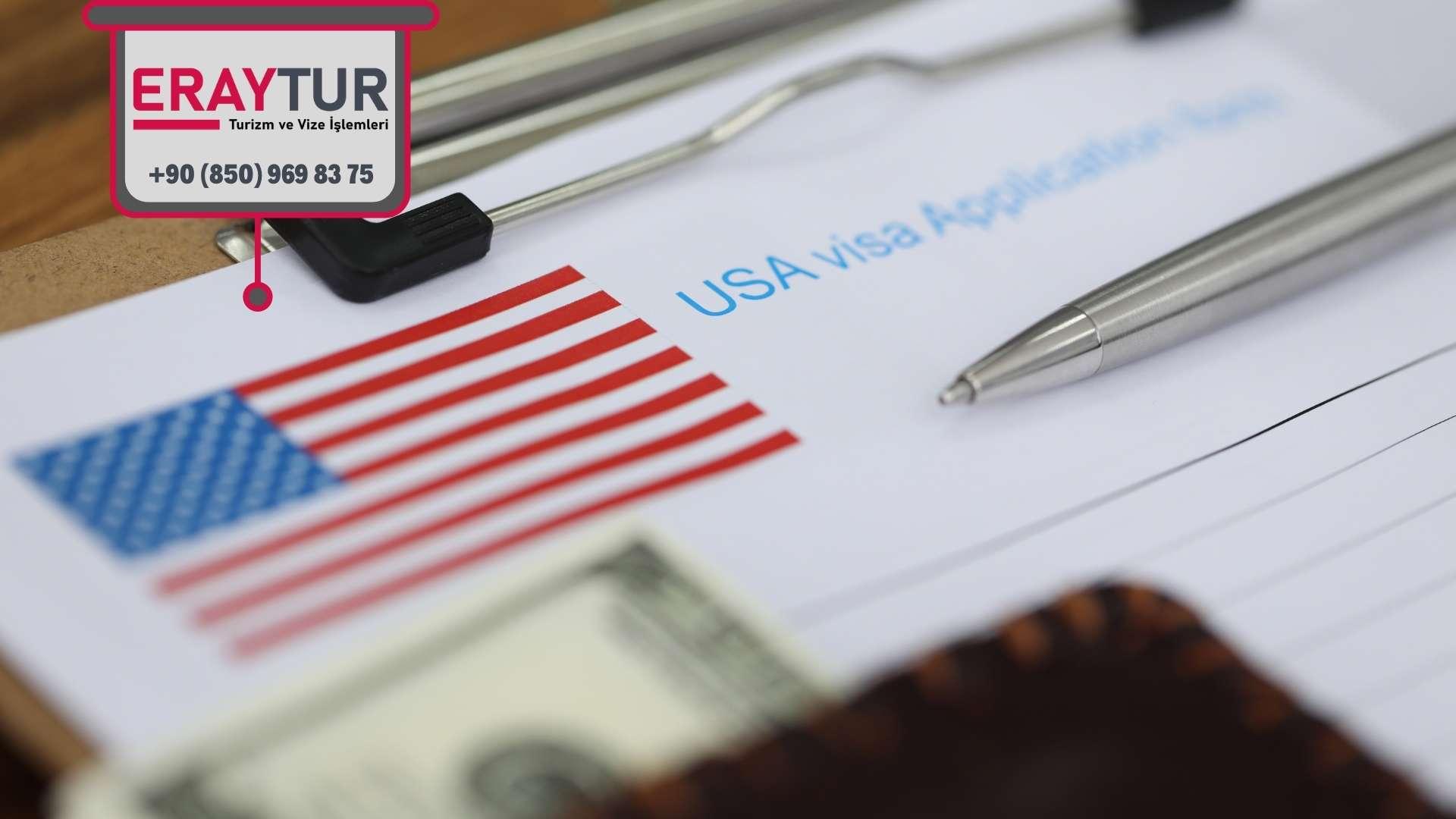 ABD Vize Ücretleri