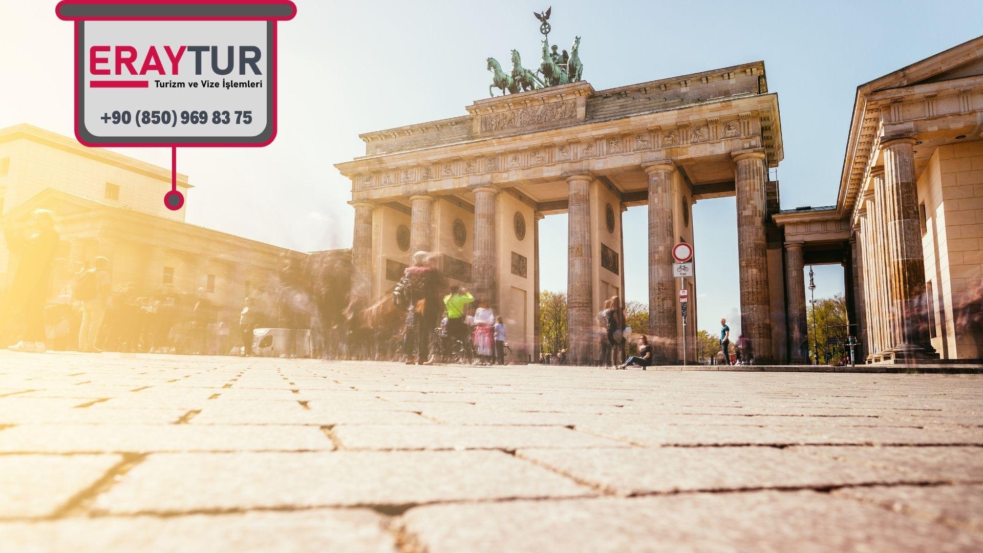 Almanya Ticari Vize İşveren İçin Gerekli Evraklar