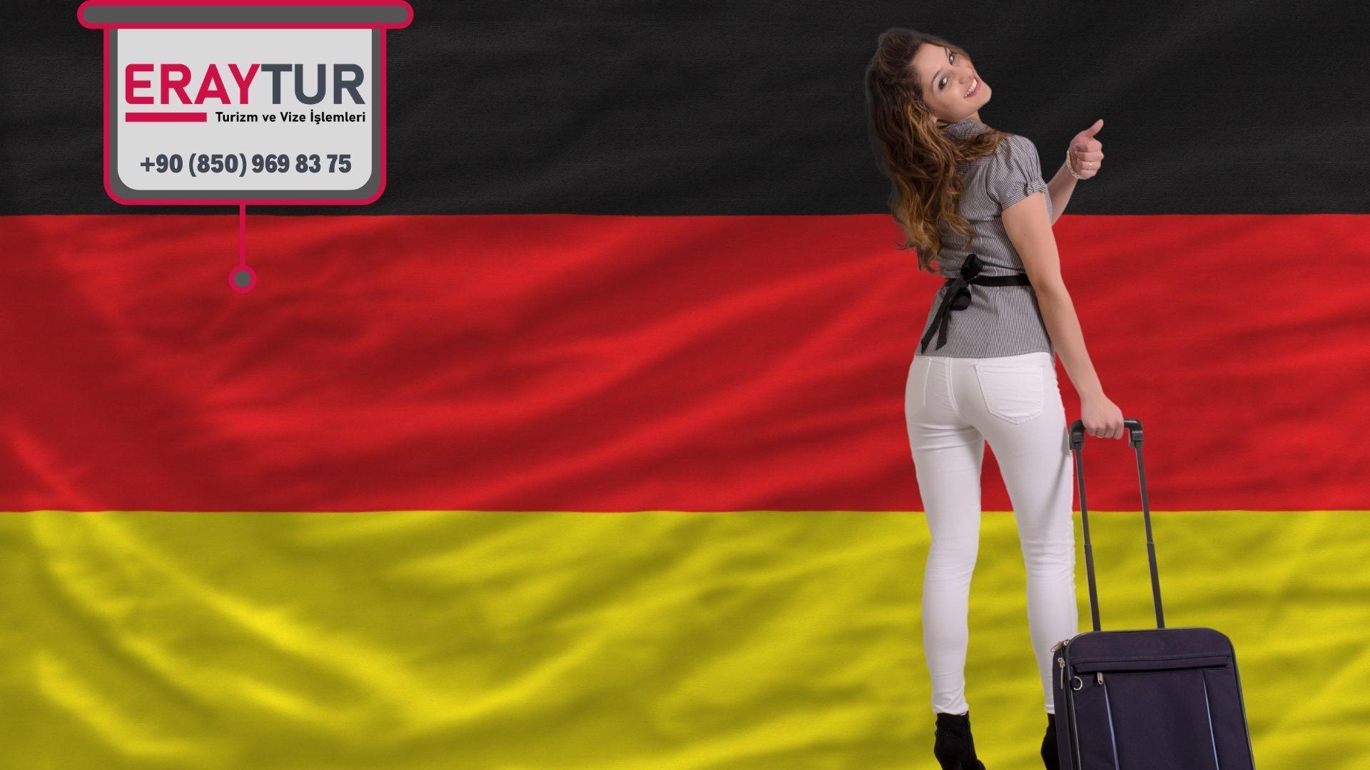 Almanya Turistik Vize Başvurusunda Bulunan İşsizler İçin Gerekli Belgeler