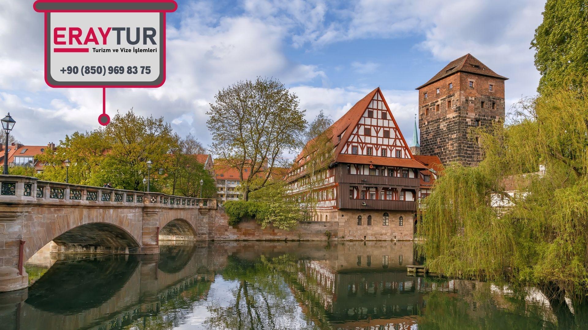 Almanya Turistik Vize İçin Ortak Evraklar