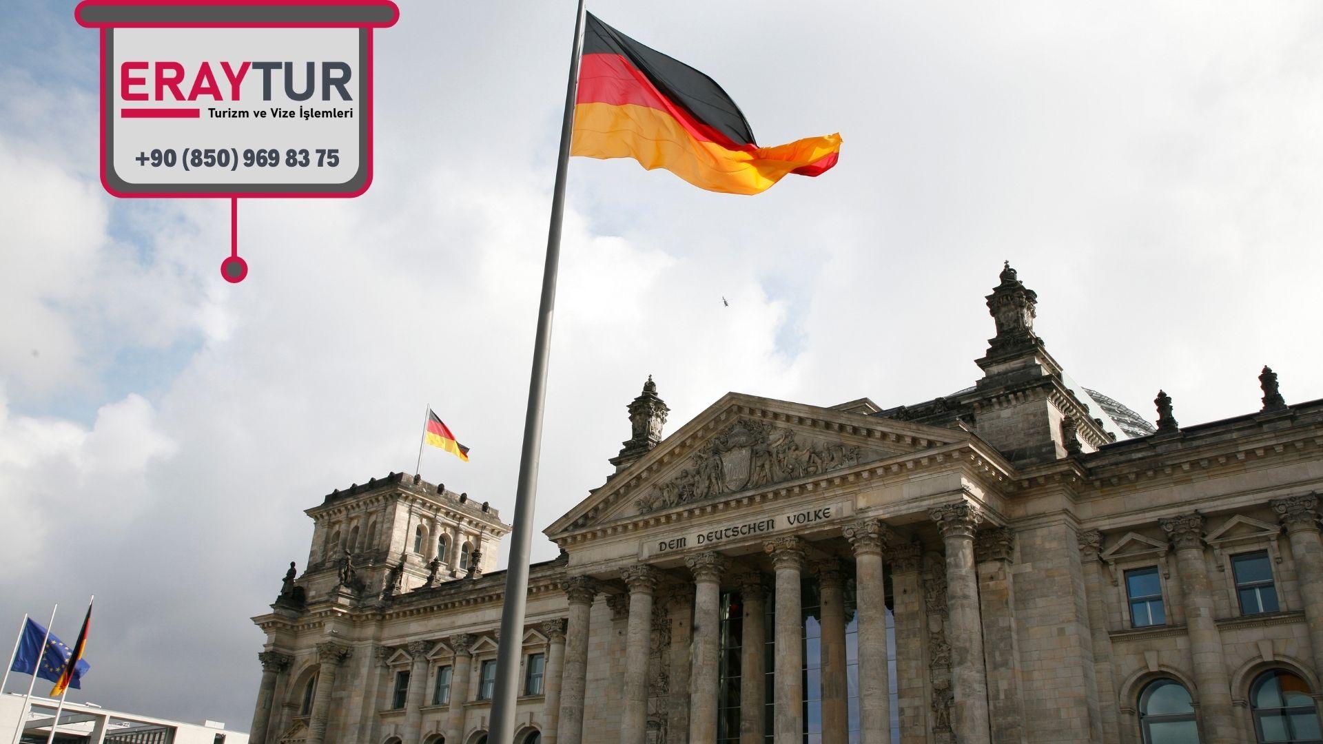 Almanya Turistik Vize İçin Verilmesi Gereken Avukat/Eczacı Evrakları