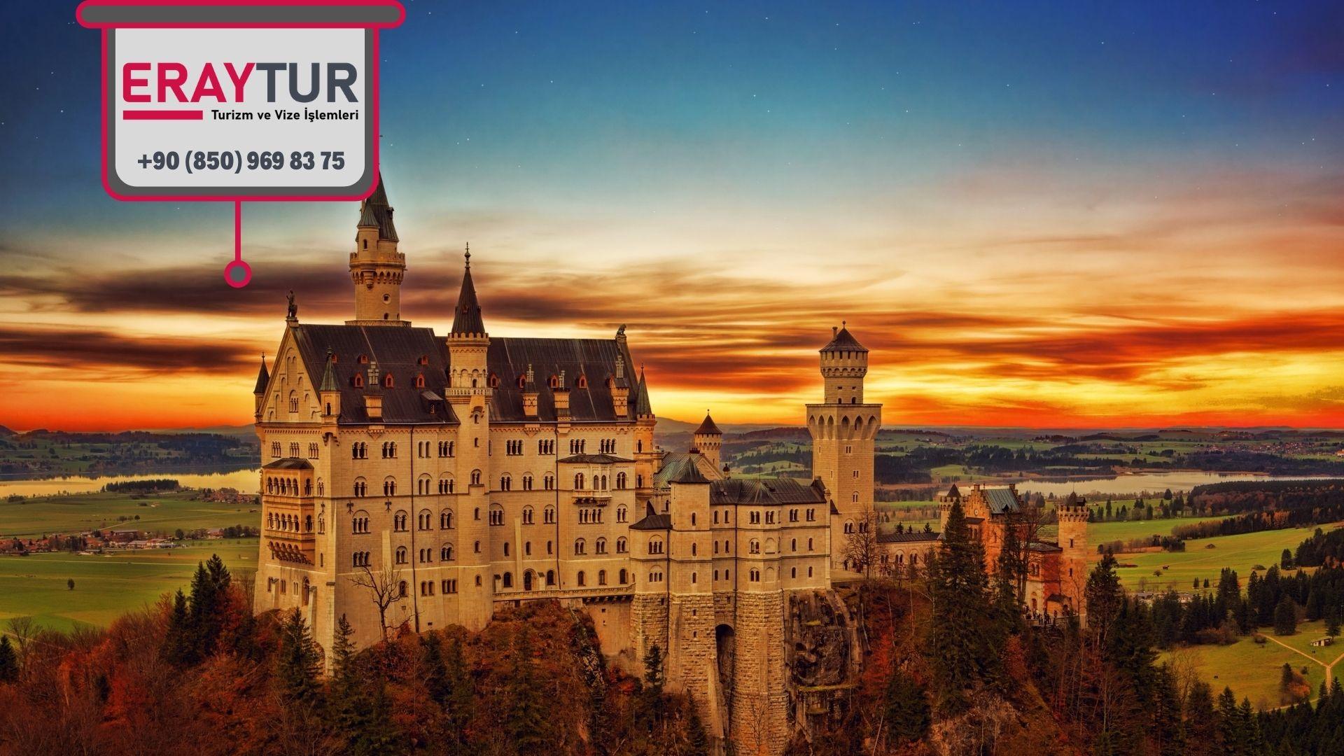 Almanya Vizesi: En İyi Vize Rehberi 2021 5 – almanya vize basvurusu icin alinan ucretler nedir