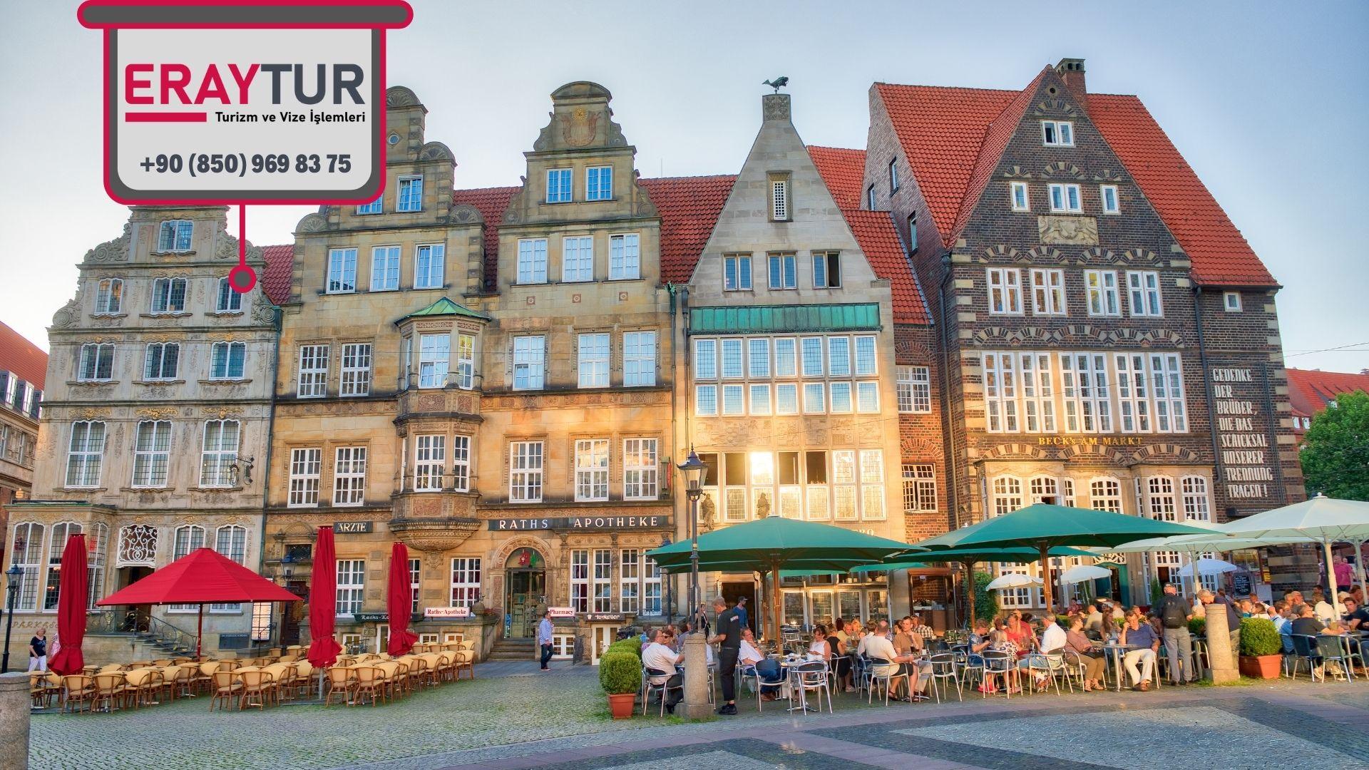 Almanya'ya Gitmek İçin Vize Gerekli Mi?