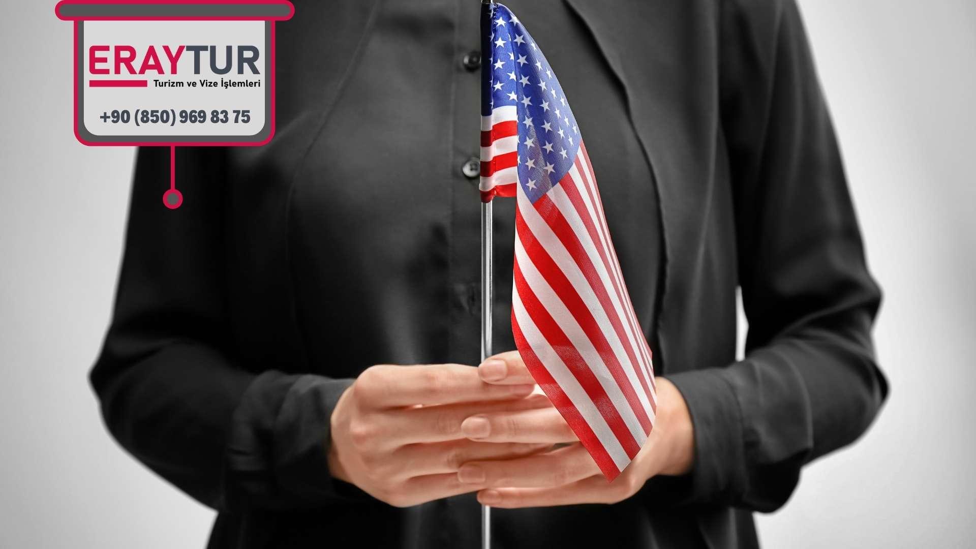 Amerika Turistik Vize Çalışan Evrakları