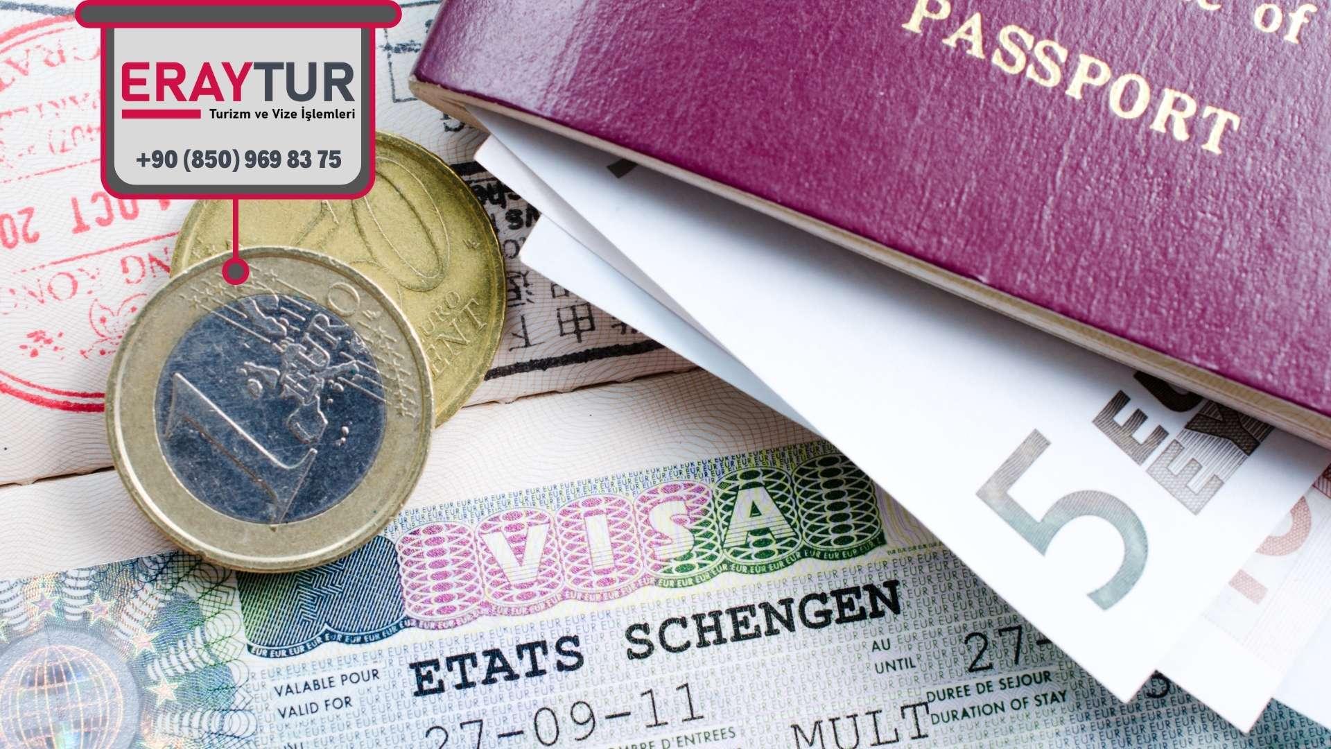 Amerika Turistik Vize Eczacı/Avukat Belgeleri