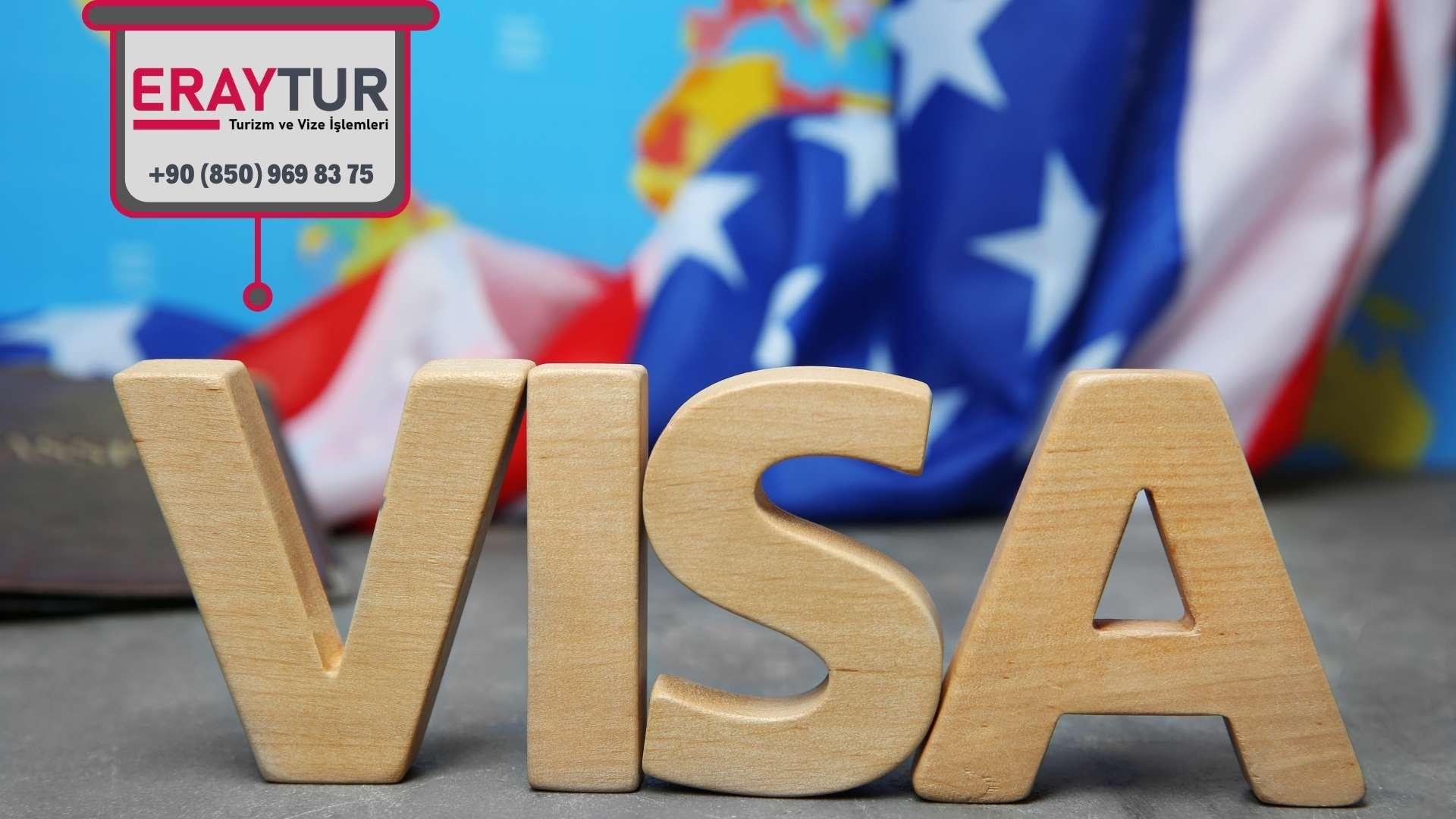 Amerika Turistik Vize İşveren Evrakları
