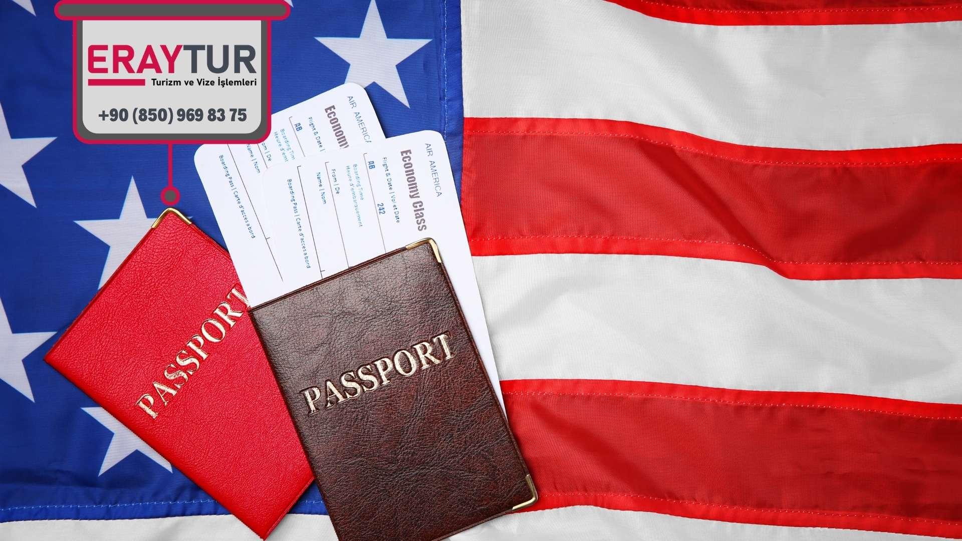 Amerika Turistik Vizesi Kamu Çalışanı Evrakları